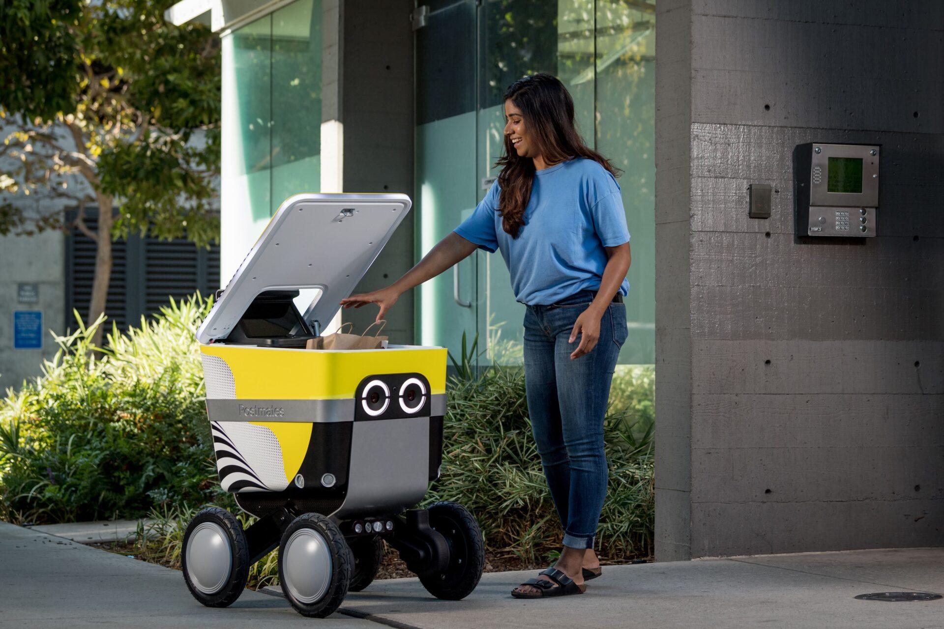 Designing for Urban Autonomous, Last-Mile Delivery