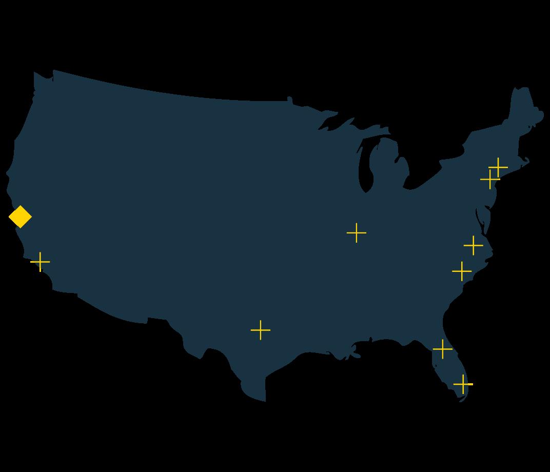 Postmates Map