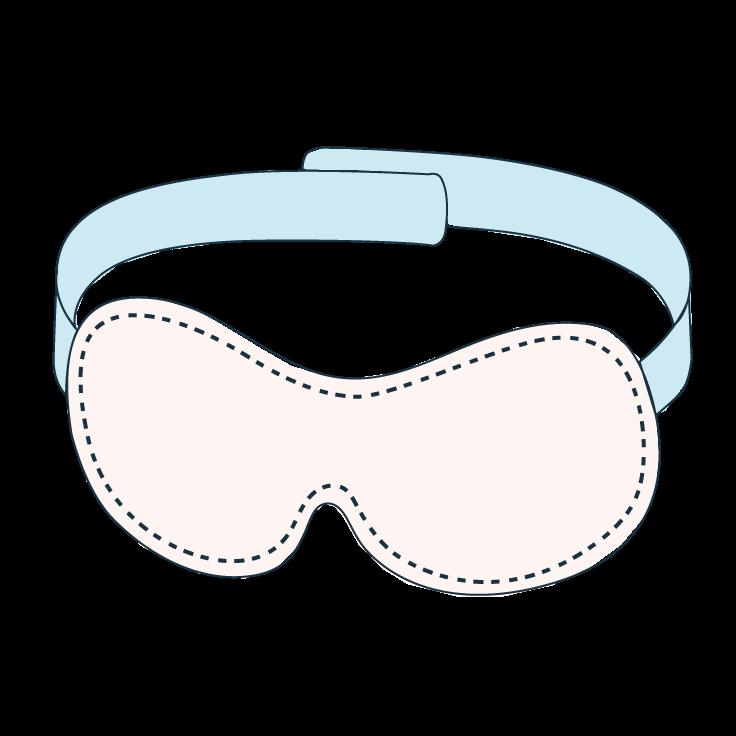 Nesos Prototype Icons Eyemask