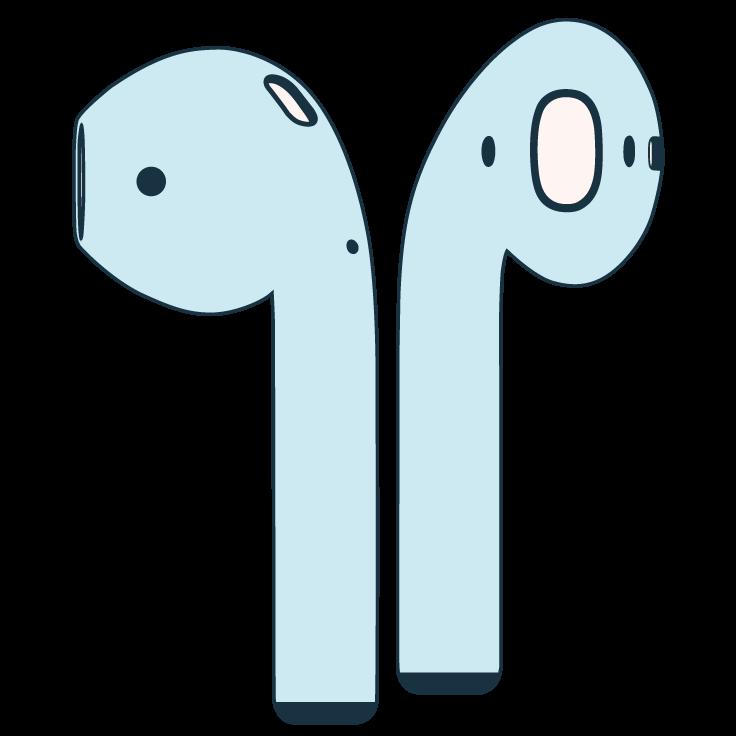 Nesos Prototype Icons In Ear
