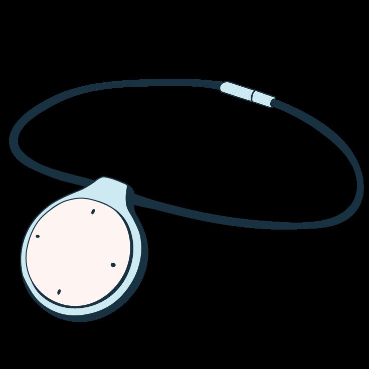 Nesos Prototype Icons Pendant