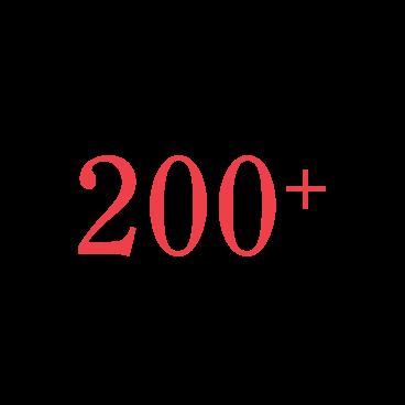 VW Numbers 200