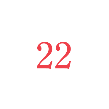 VW Numbers 22